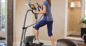 elliptical trainer technology